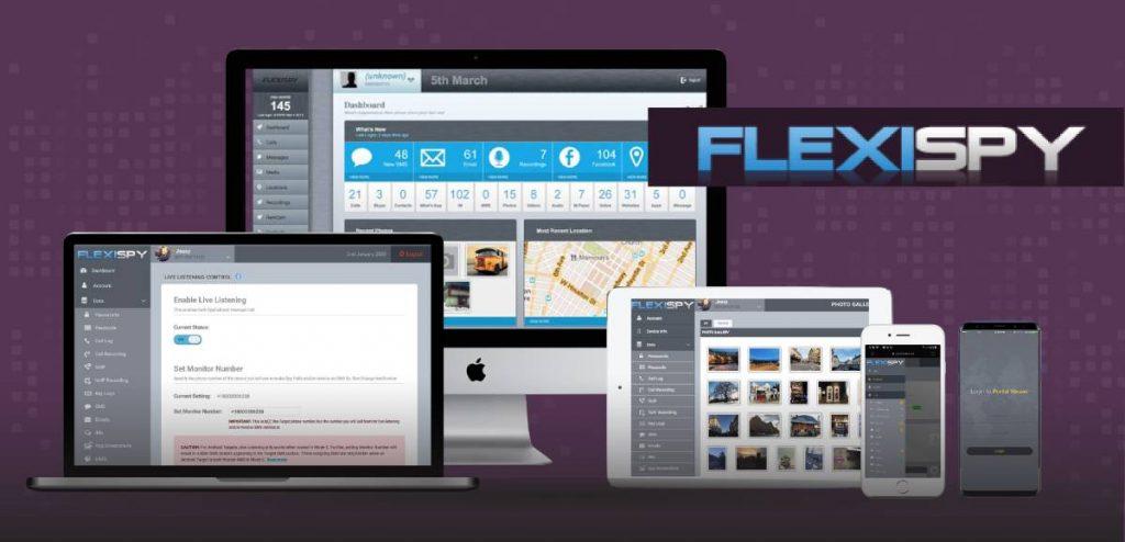 FlexiSpy espionner un telephone