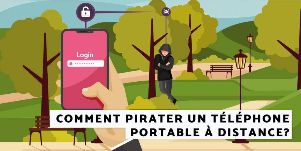 pirater un téléphone a distance
